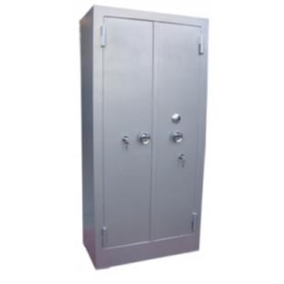 Cofre Modelo HB-Armário para Armas 02 Portas