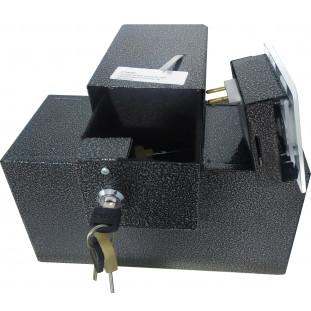 Cofre Modelo HB-Tomada invisível ARMAS